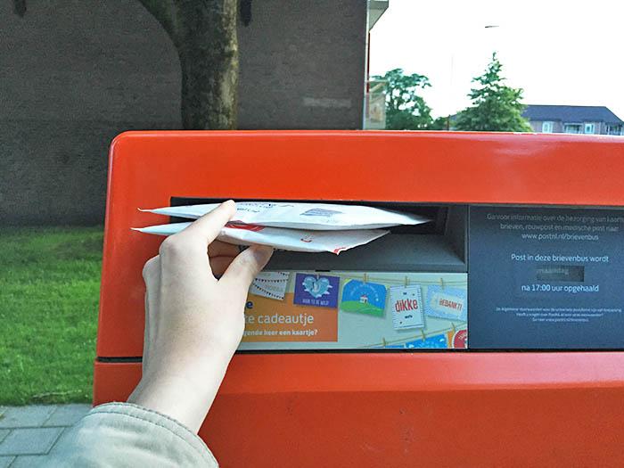 Versturen van post met PostNL 6 tips